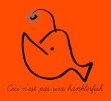 Ceci n'est pas une hanklerfish Kids Clothes