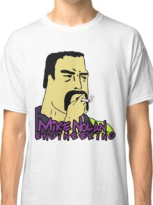 Big Lez Show - Mike 'Nolsey' Nolan Classic T-Shirt