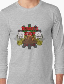 Big Lez Show - Donny the dealer Long Sleeve T-Shirt
