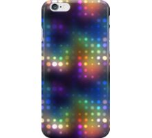 Neon Lights Abstract iPhone Case/Skin