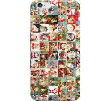 Many Many Santas iPhone Case/Skin