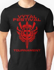 Vytal Fesitval Tournament - Red T-Shirt