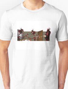 See evil, Hear evil, Speak evil. T-Shirt
