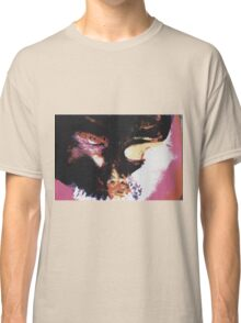 Power of Anger - detail from Devil Dancers Classic T-Shirt