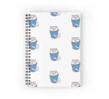 Neko Atsume - Pickles in Bucket Spiral Notebook