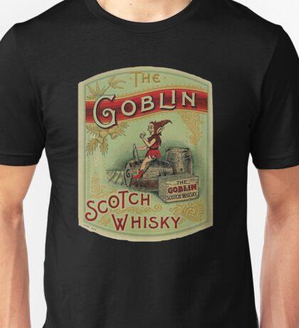 Goblin Scotch Whiskey Unisex T-Shirt