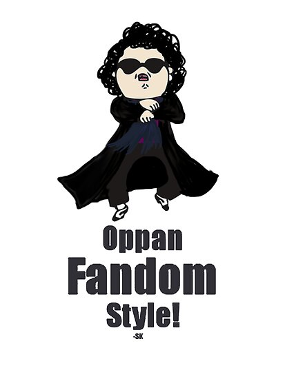Oppa Sherlock Style! by ShubhangiK