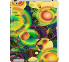 Petersville iPad case -abstract iPad Case/Skin