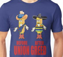 Twinkie The Kid Senor Twinkie Before and After Unisex T-Shirt