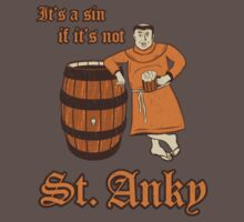 St. Anky Beer by beware1984