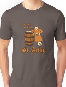 St. Anky Beer Unisex T-Shirt