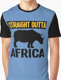 RHINOCEROS Graphic T-Shirt
