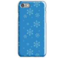 Chemical Snowflakes iPhone Case/Skin