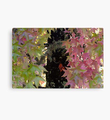 Fall Pastels Canvas Print