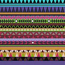Colour & Triangles  by Hollie Harmsworth
