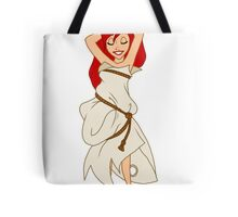 Ariel's Sail Dress Tote Bag