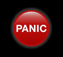 Panic button –ipad by Naf4d