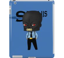 Chibi Black Mask iPad Case/Skin