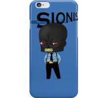 Chibi Black Mask iPhone Case/Skin