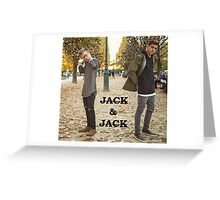 Jack and Jack - Greeting Card