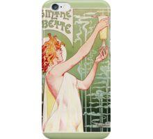Absinthe iPhone Case/Skin