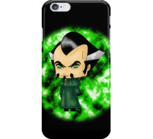 Chibi Ra's al Ghul iPhone Case/Skin