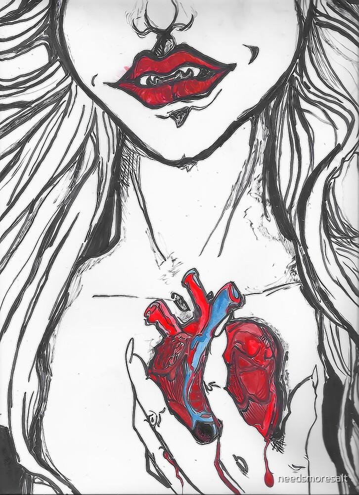Heartless by needsmoresalt