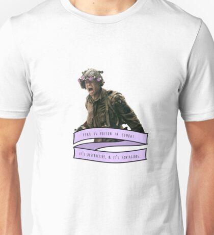 Fear is Poison Unisex T-Shirt