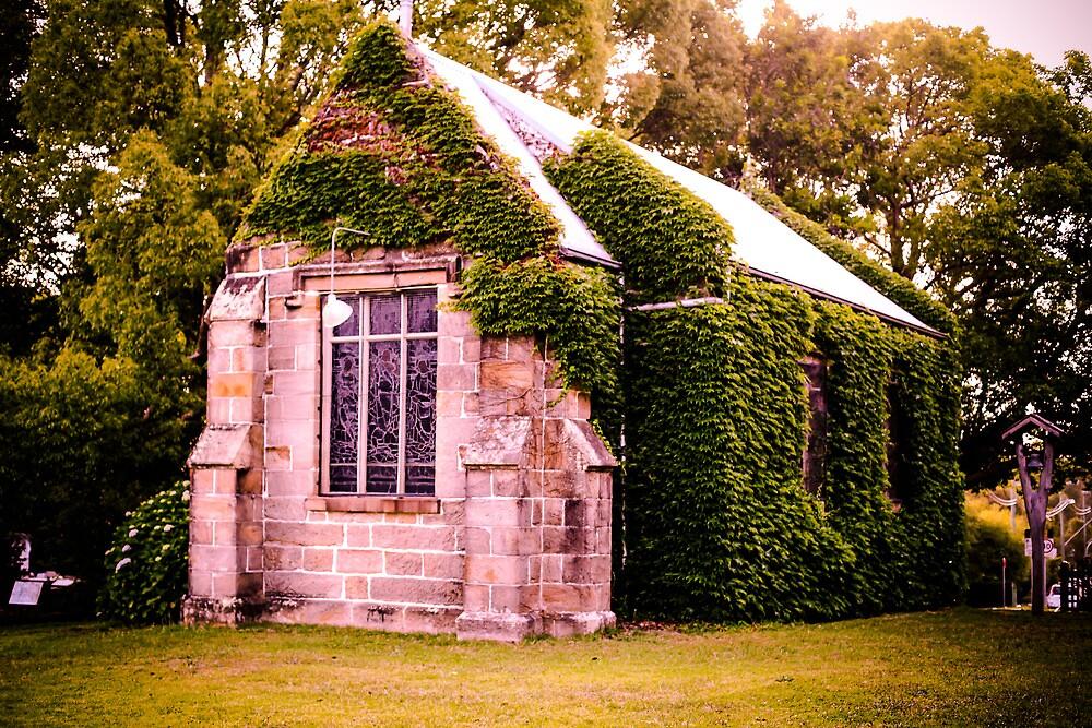 Sweet Little Church by jennyanneok