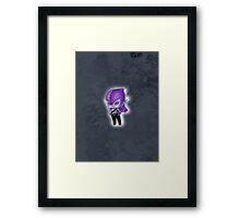 Chibi Eclipso Framed Print