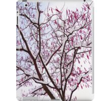 Tree & Snow  iPad Case/Skin