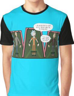 Maximum Security Graphic T-Shirt