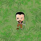 Chibi Kraven the Hunter by artwaste