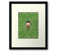 Chibi Kraven the Hunter Framed Print