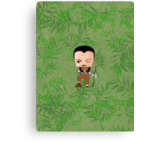 Chibi Kraven the Hunter Canvas Print