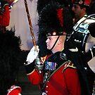 Drum Major, The Black Watch, 3rd Battalion, Royal Regiment of Scotland by Colin Shepherd