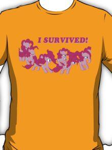 I Survived Pinkie Pie T-Shirt
