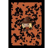 Chibi Scarecrow Photographic Print
