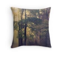Wait for the Right Moment ~ Throw Pillow
