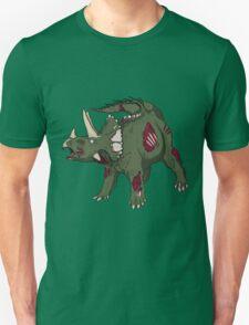 UndeadDinos- Triceratops Unisex T-Shirt