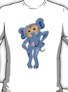 Elephant Cat T-Shirt