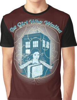THE GIRLO WHO WAITED  Graphic T-Shirt