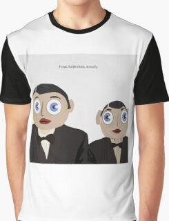 Frank Sidebottom, Actually Graphic T-Shirt