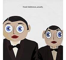 Frank Sidebottom, Actually Photographic Print