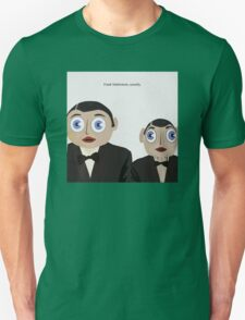 Frank Sidebottom, Actually T-Shirt