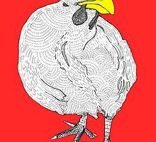 Chickentown by caseysplace