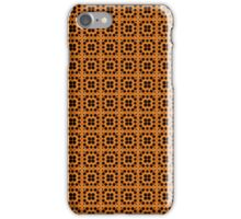 Gold Honeycomb iPhone Case/Skin