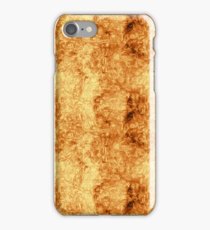 Gold Daisy Reflections iPhone Case/Skin