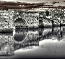 Temple Bridge by ollodixital