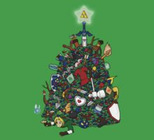 Link's Real Inventory (Christmas Edition) by julianarnold